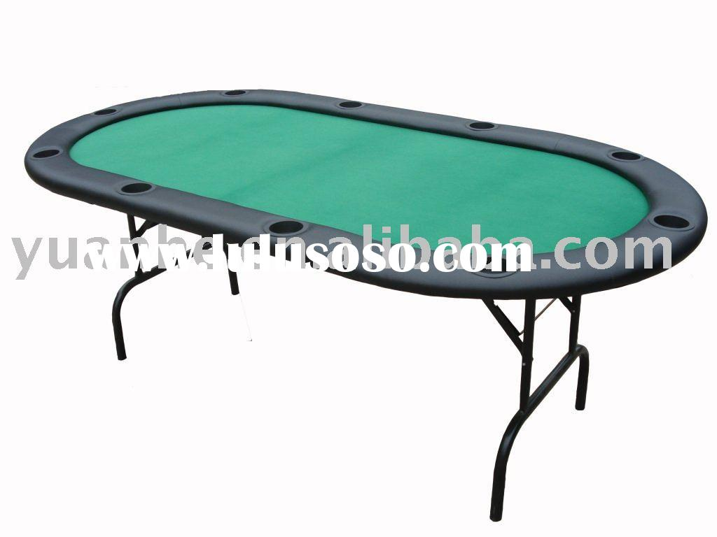 7ft Texas Hold'em Poker Table