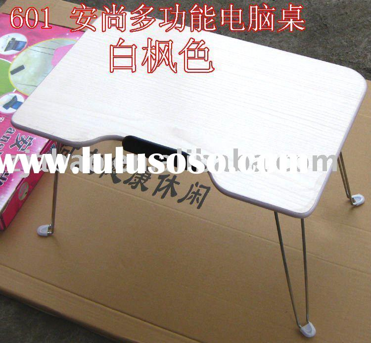 AS-601 Computer Desk/laptop table/notebook computer table/bedding table Fashion Folding Laptop
