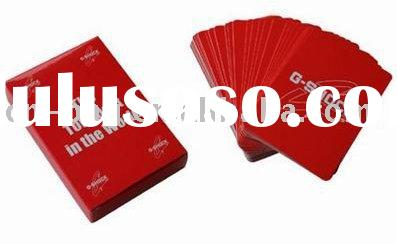 Advertising promotional poker gifts