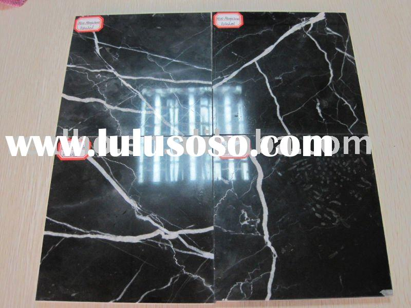 Black Marble Coffee Tables Tile