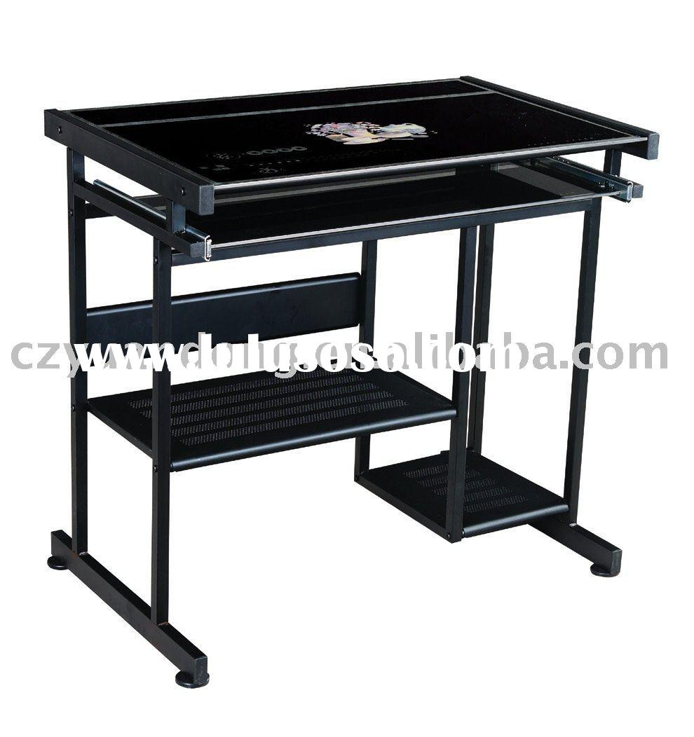 glass computer table design glass computer table design manufacturers