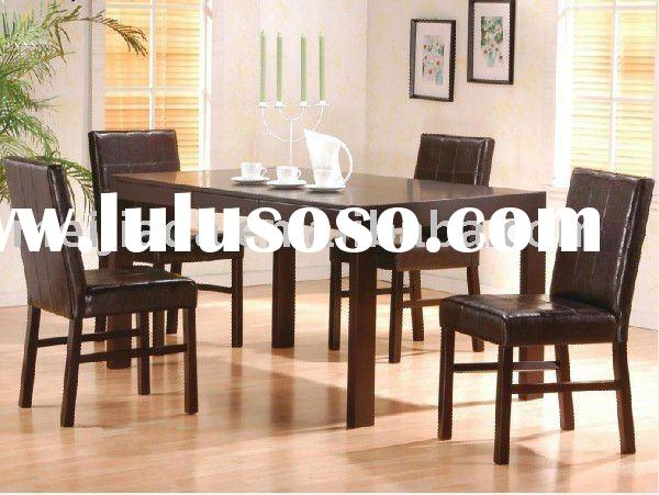 High Quality Antique Wood  Furniture Set (Dining Table)