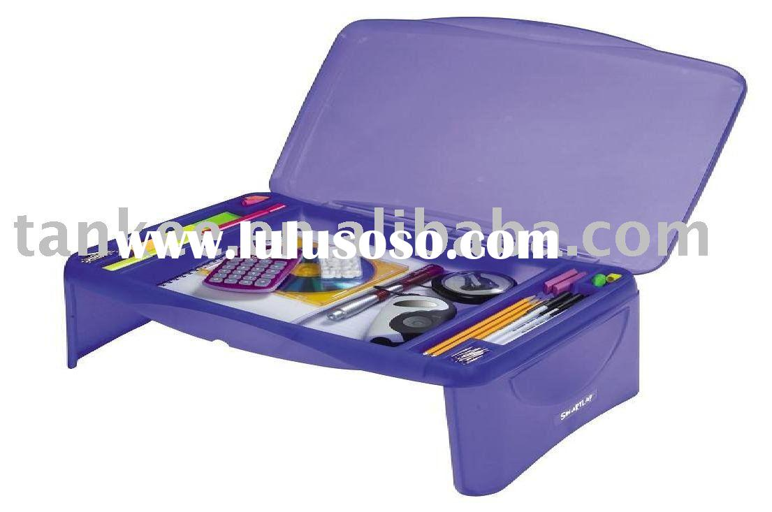 Lap Desk/Plastic Table/Storage Lap Desk/Portable Desk
