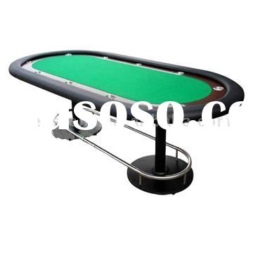 New Design 10 People Using Texas Holdem Poker Table & Casino Accessories Products
