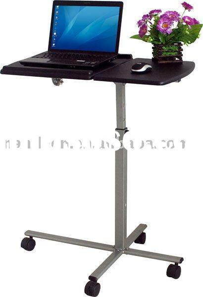 Portable laptop table holder laptop stand
