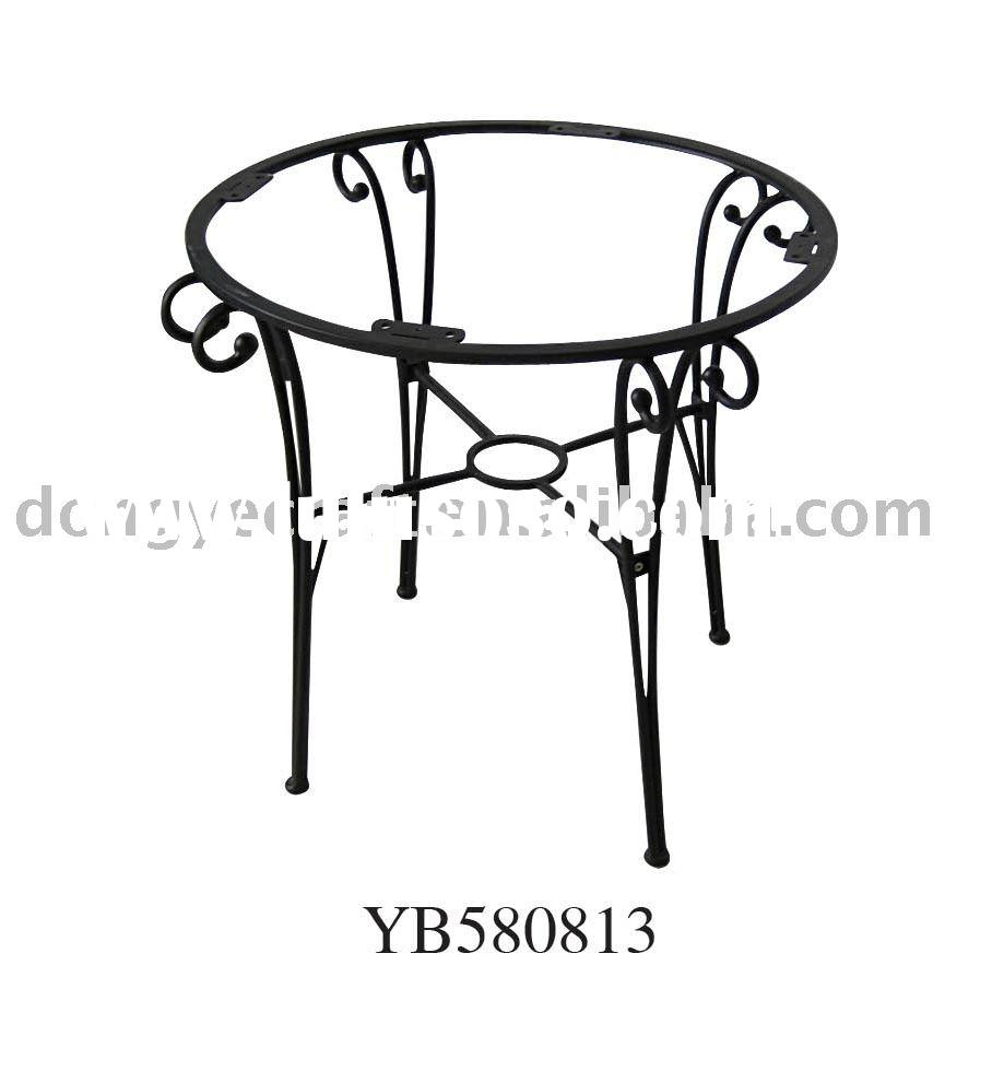Table frame( round table part,wrought iron table base, dining table frame)