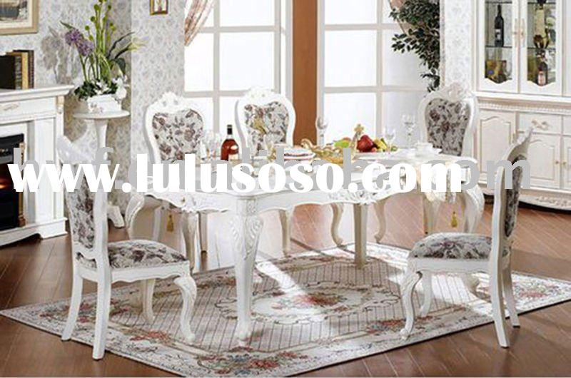 antique wooden dining room set furniture