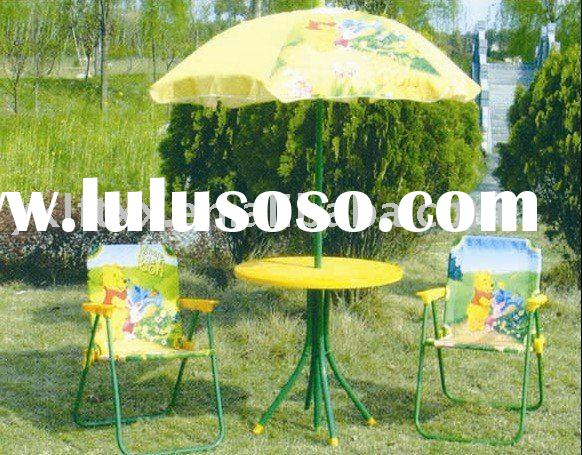 children folding table chair set