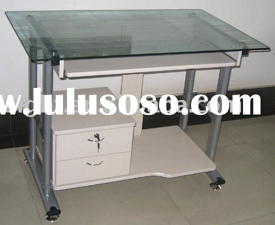 computer table,glass computer table,computer desk
