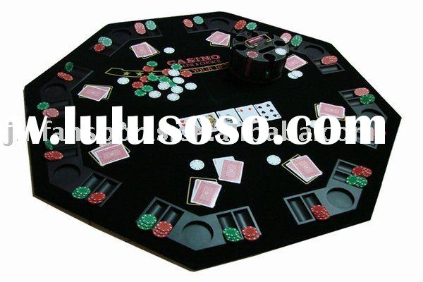 Foldable Poker Table Top,casino Poker Table Top