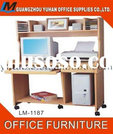 high quality computer desk/table with hutch