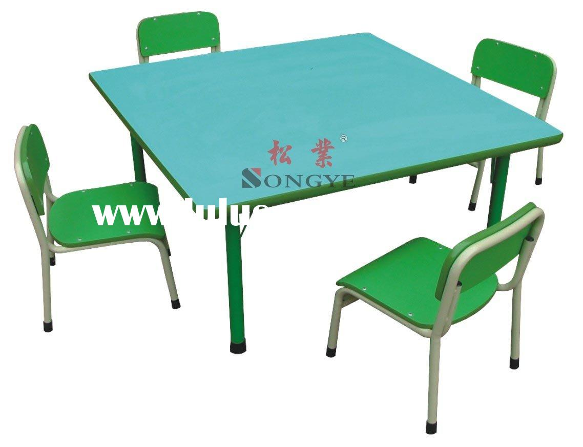 Kid S Square Table School