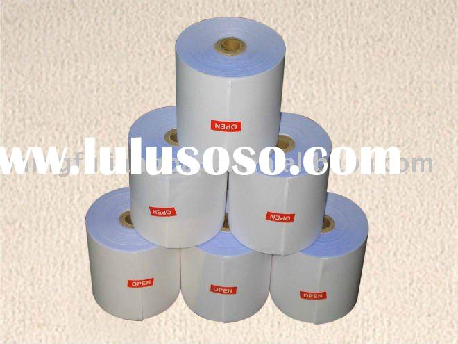 "3- 1/8"" X 200 FT thermal paper roll"