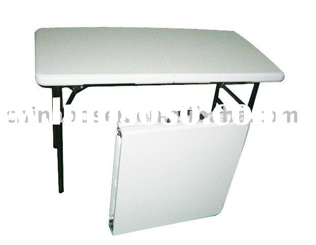 4 Feet Blow Molded Folding Plastic Table