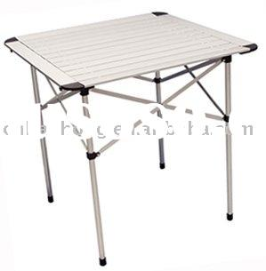 Aluminium Portable Folding table