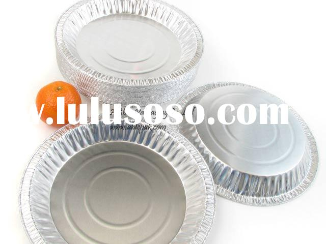 Aluminum Foil Food Container Steam table round pan