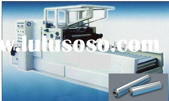 Aluminum Foil  Roll Auto Production Line