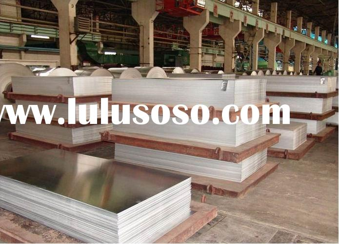 Aluminum sheet in different sizes