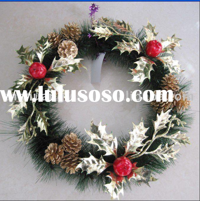 Artificial Flower Wreath