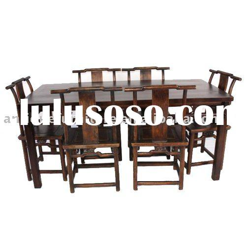 Dinner Table Set,Chinese reproduction furniture,antique furniture