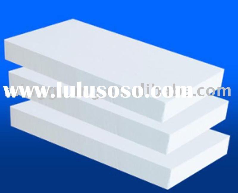 Non-asbestos high-temp calcium silicate heat insulation board refractory material