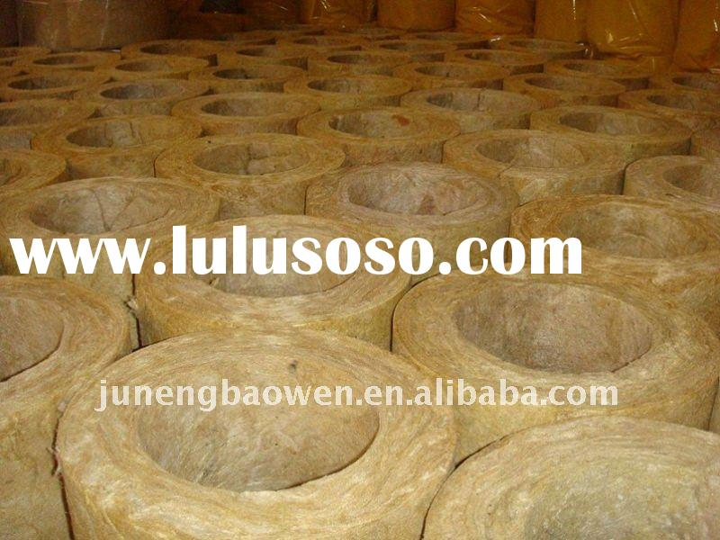 Mineral wool pipe insulation density pipe insulation for Mineral wool pipe insulation weight per foot