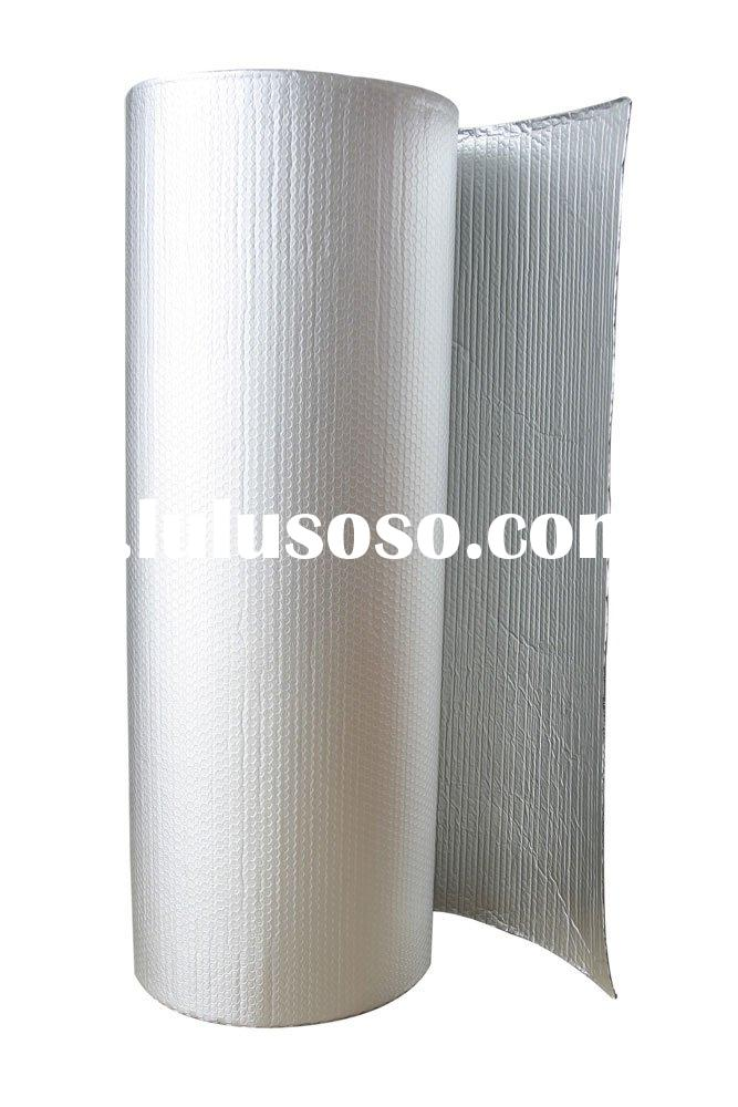 Thermal Insulation Material With Aluminum Foil