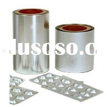 alu alu foil (cold formed aluminium foil) - pharmaceutical packaging