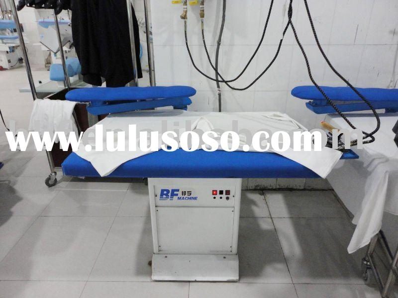 commercial washing equipment (ironing table)