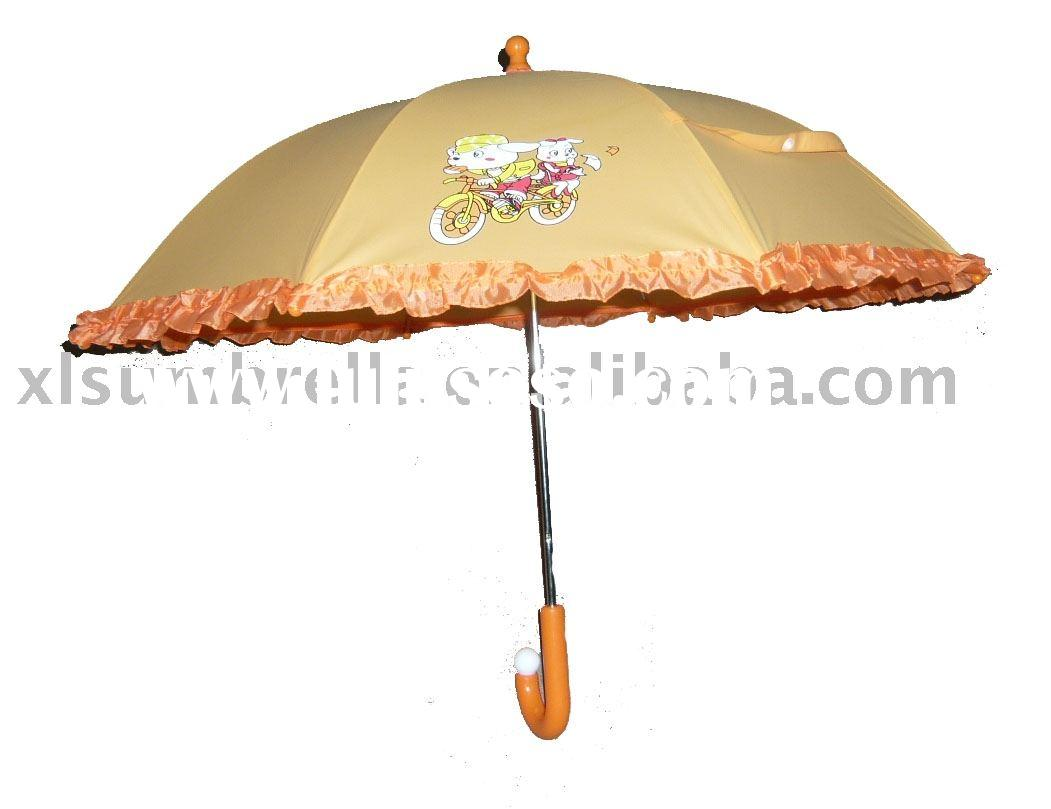 flower border POE  umbrella