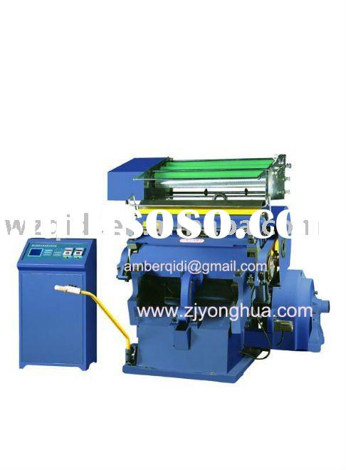 foil printing  Machine/gold stamping and die cutter (ML-930F)
