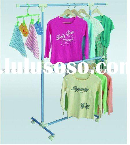 metal folding Clothes dryer rack/laundry hanger rack