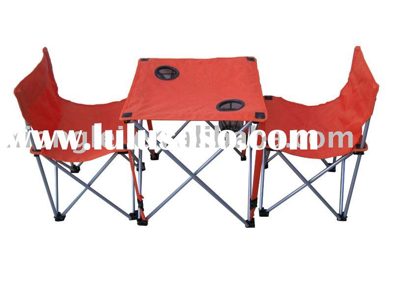 new year's selling type--camping Table and Chairs set