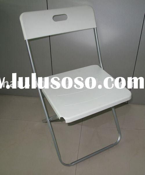 resin plastic folding chair height adjustable folding chair dining chair