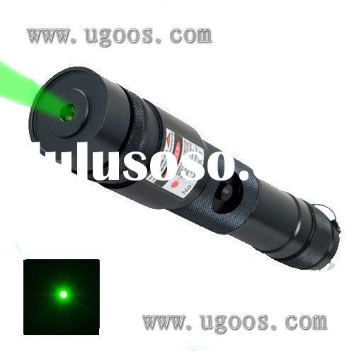 100mW Green Laser Pointer High Power-All Metal Combat Edition