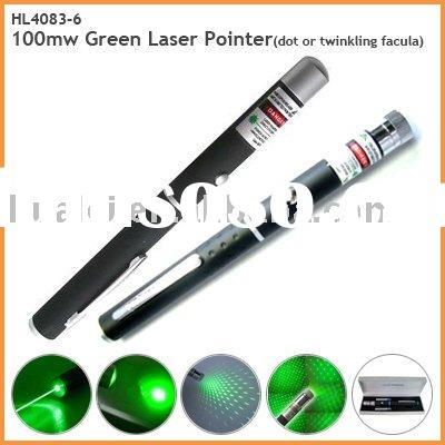 100mw Green Laser Presenter Pointer