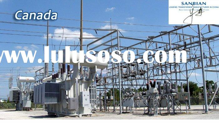 12.5MVA/35kv power transformer