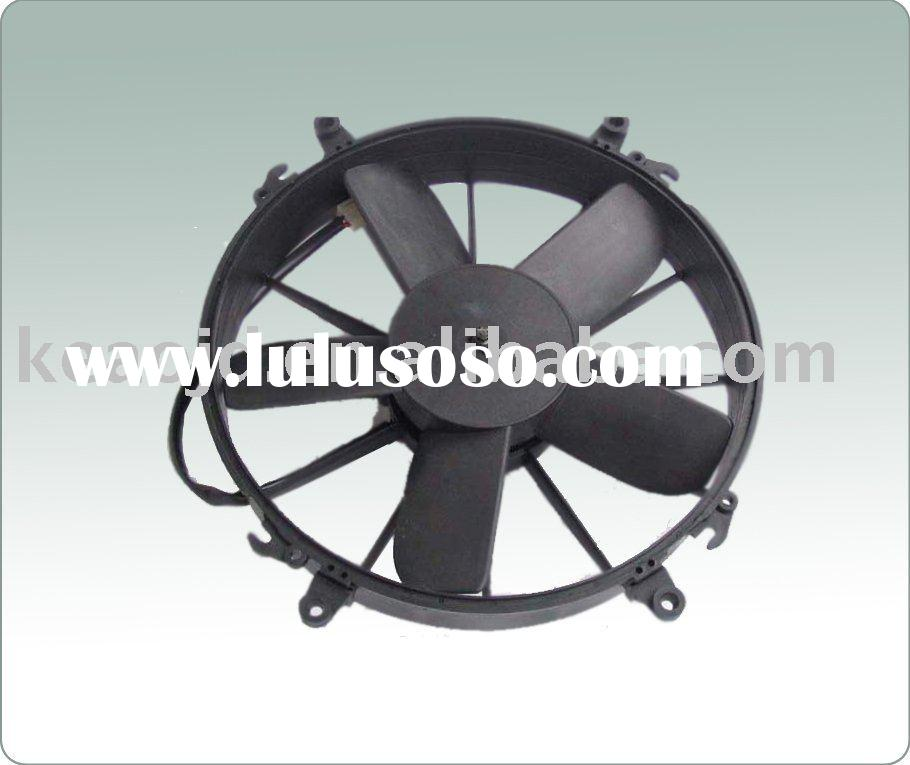 "12"" SPAL motor fan replacement"