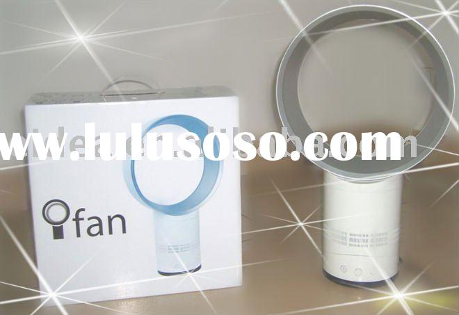 2011 Summer Hot Item Bladeless fan (NEW ABS plastic)