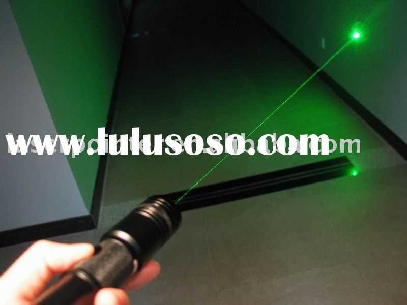 300mw High Power Green Laser Pointer Torch