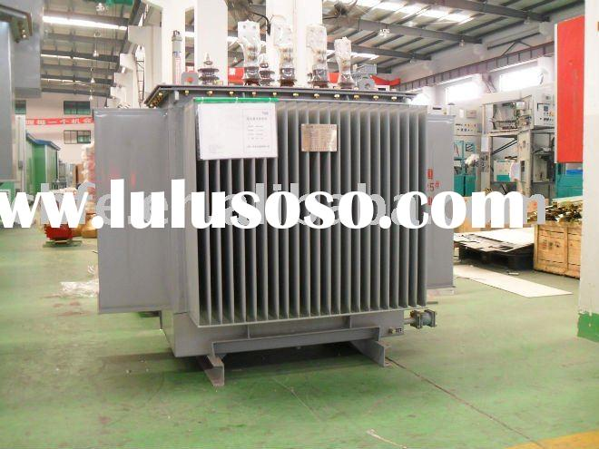 36KV Electrical Power Distribution Oil Transformer
