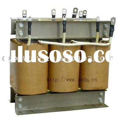 3 phase Low voltage dry type transformer