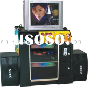 Cool Karaoke video game machine,amusement machine,music machine