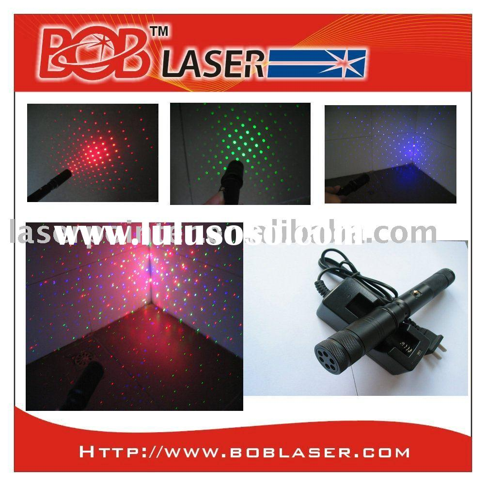 Dazzling Laser Pointer (RGB Red/Green/Blue)