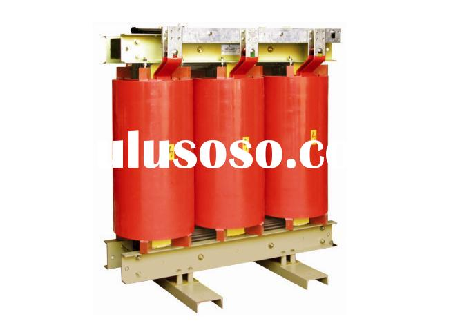 Epoxy resin casting insulation dry-type distribution transformer