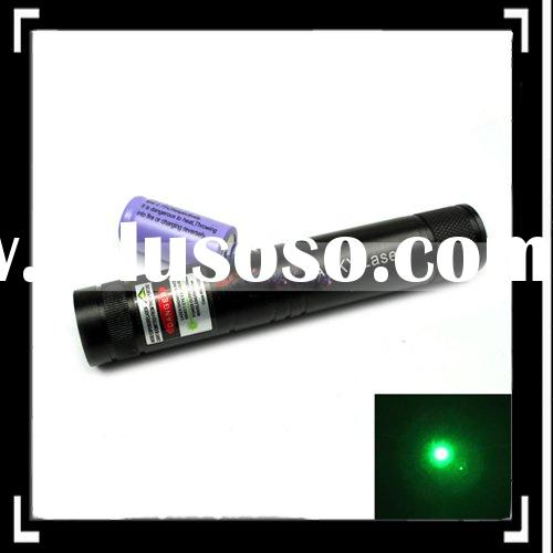 Green Beam Laser Pen Pointer DC 3V 532nm 200mW