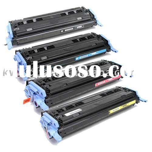 HP Compatible Q6000A Q6001A Q6002A Q6003A Toner Cartridge Set 4-PACK for Color LaserJet 1600 2600 Se