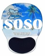 Liquid Mouse Pad, with wrist rest