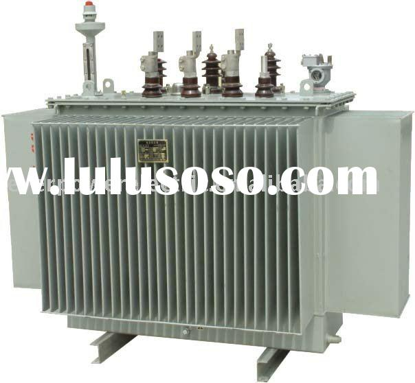 Power & Distribution Transformer (Oil immersed)