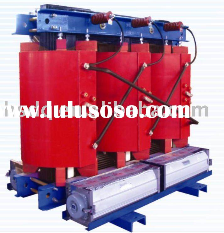 SC[B]9 Epoxy Resin Casting Dry Type Power Transformer